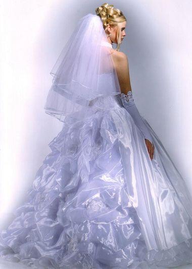 Дайджест новостей: свадебное платье