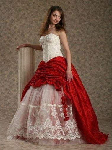 Красное свадебное платье » Настольная книга Невесты
