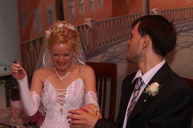 Смешные моменты на нашей свадьбе