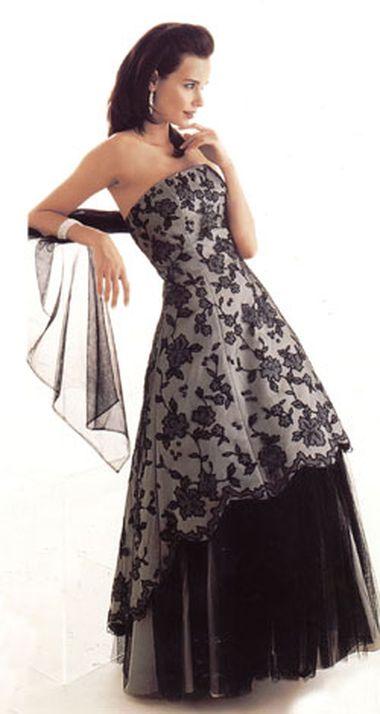 Чёрное свадебное платье » Настольная книга Невесты