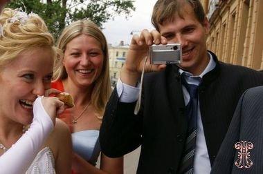 Ленты свидетелям на свадьбе