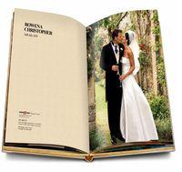 Свадебный альбом как подписать