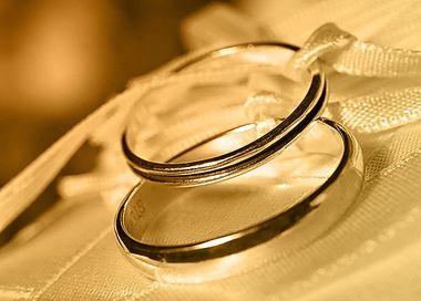Под обручальным кольцом раздражение примета