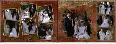 Фото альбом для венчания работа девушка модель в луганске