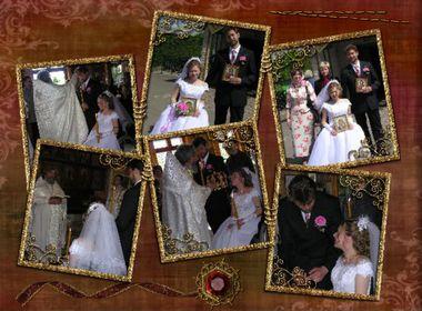фото альбом для венчания