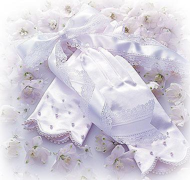 Четыре вещи, что должны быть при невесте в день свадьбы.